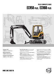 ECR88 plus - Volvo Construction Equipment