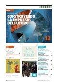 un nuevo mundo: construyendo la empresa del futuro - revista iese. - Page 5
