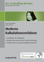 Moderne Kalkulationsverfahren - Plaut International Management ...