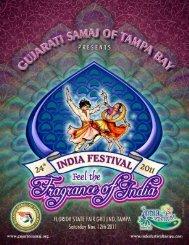 India Festival Souvenir Book-2011