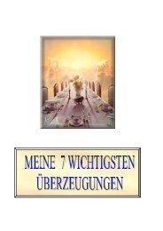 (2) Gott schenkt uns mit seiner Gegenwart seine ... - Vaterherz.at