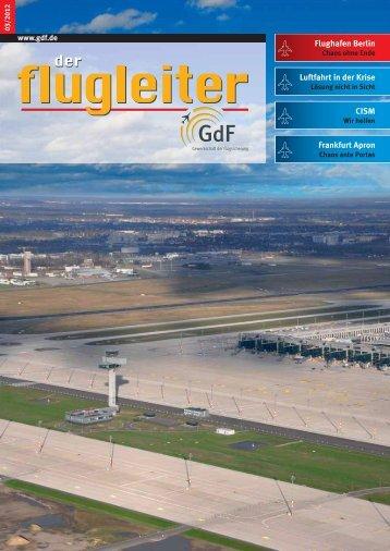 pdf - GdF Gewerkschaft der Flugsicherung eV