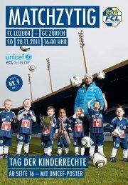 Ausgabe 9 - FC Luzern