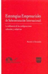 Estrategias Empresariales de Subcontratación ... - UAM Iztapalapa