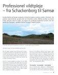 ØST Professionel vildtpleje Landskabs- og biotopforbedrende ... - Page 3