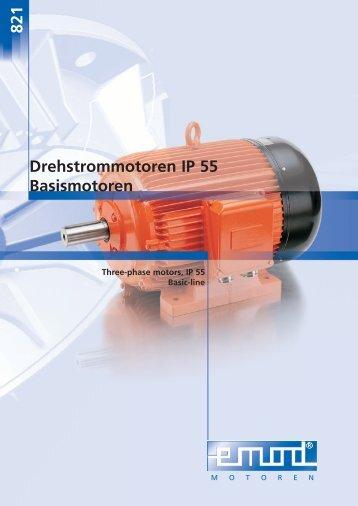 Drehstrommotoren - Emod Motoren GmbH