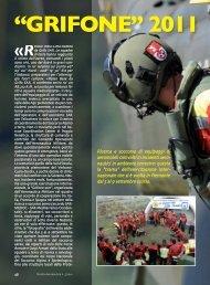 """GRIFONE"" 2011 - Aeronautica Militare Italiana"