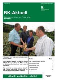BK-Aktuell - Landeskammer für Land- und Forstwirtschaft Steiermark