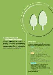 Addressing Global Environmental Problems