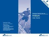 Iridium - Roadpost