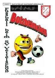 Heft 8 Druck - Abteilung Fußball beim SV Vettelschoss-Kalenborn ...