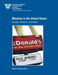 Muslims in the United States - Woodrow Wilson International Center ...