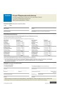 Private Pflegezusatzversicherung - Page 2