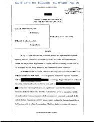 Case 1:04-cv-01194-TFH Document 653 Filed 11/18/2009 Page 1 of 3
