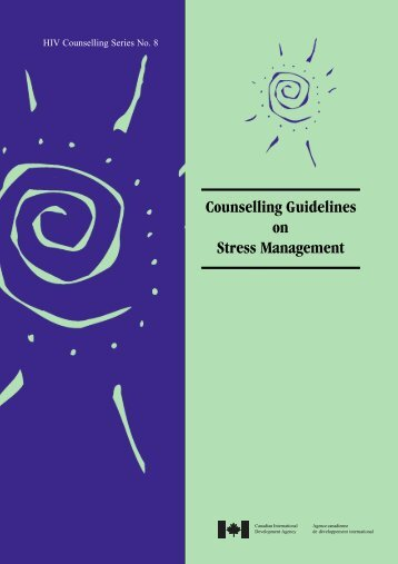 Counselling guidelines on stress management - Southern African ...