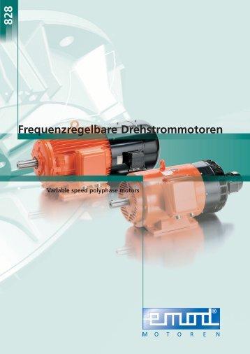 Katalog 828 - Emod Motoren GmbH