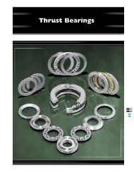 About the Company… - CONSOLIDATED BEARINGS COMPANY ...
