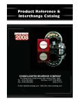 About the Company… - CONSOLIDATED BEARINGS COMPANY ... - Page 2