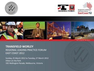 Case Study: Slag Fumer - Transfield Worley