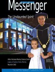 Summer/Fall 2002 (Vol. 116 No. 1) (PDF) - Spelman College: Home