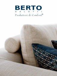 Divani, Divani letto e Poltrone Berto Salotti - Arredi Lanzini