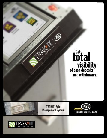 Product Brochure - Sargent and Greenleaf