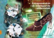 Entreprenørskab i de videregående uddannelser - Siden kunne ikke ...