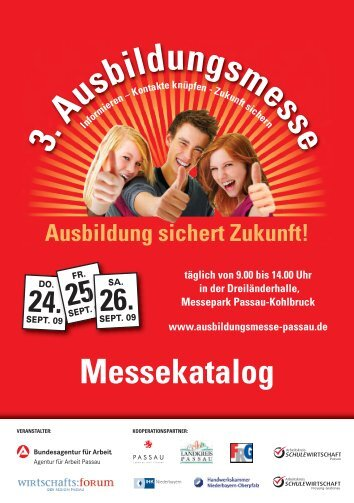 Messekatalog - Wirtschaftsforum Passau