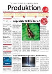 Ausgabe - 38 - 2012 - Produktion.de