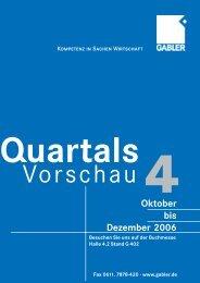 Quartals - Springer Gabler
