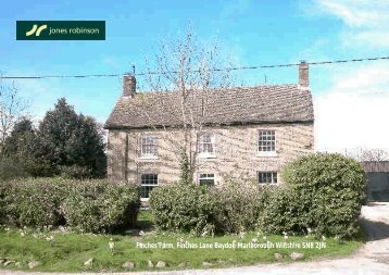 Finches Farm, Finches Lane Baydon Marlborough Wiltshire ... - Vebra
