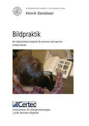 Bildpraktik - Certec - Lunds Tekniska Högskola