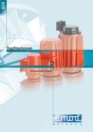 Topfmotoren - Emod Motoren GmbH