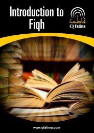 Intro to Fiqh - Hujjat Workshop