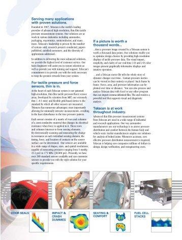Industrial Brochure - techno volt