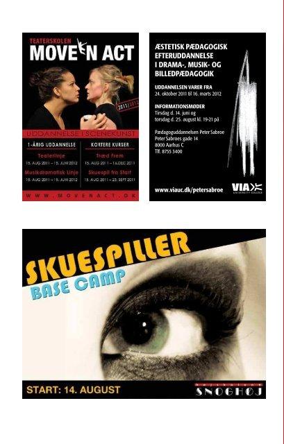 Tidsskriftet Rampelyset, maj 2011 - 3 MB - DATS