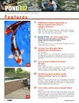 Download the January / February 2009 PDF - Pond Trade Magazine - Page 4