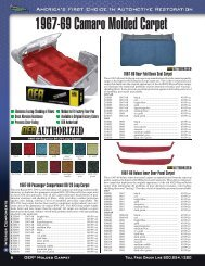 PDF catalog - Classic Industries