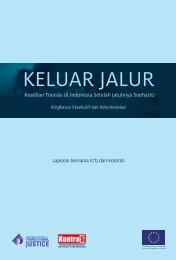 Keadilan Transisi di Indonesia Setelah Jatuhnya Soeharto - KontraS