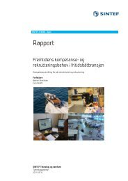Rapport - Arena Fritidsbåt