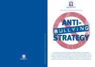 Anti-Bullying strategy - East Ayrshire Council