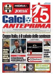 calcio a 5 2/13 NAZ - Calcio a 5 Anteprima