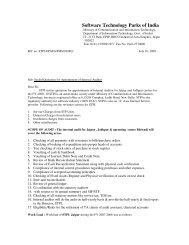 Internal Audit Draft - STPI-Jaipur