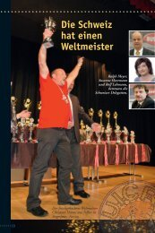 Die Schweiz hat einen Weltmeister - Bus-Jahrbuch