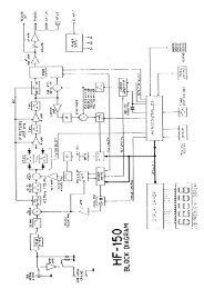 Lowe HF-150 Schematic Circuit Diagram - MDS975.co.uk