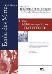 Montage GSE OK.indd - Ecole des mines de Nantes