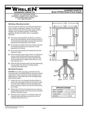 whelen edge strobe light bar wiring diagram as well whelen responder light bar wiring diagram Whelen Control Box Wiring Diagram whelen strobe power supply wiring diagram