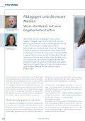 Pädagogen und die neuen Medien - Page 2