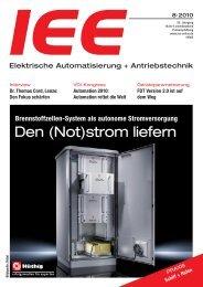 PDF-Ausgabe herunterladen - IEE