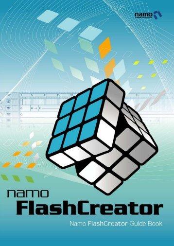 Namo FlashCreator Guide Book - Setor de Telemedicina - SET